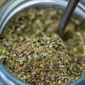 Homemade Italian Seasoning Blend