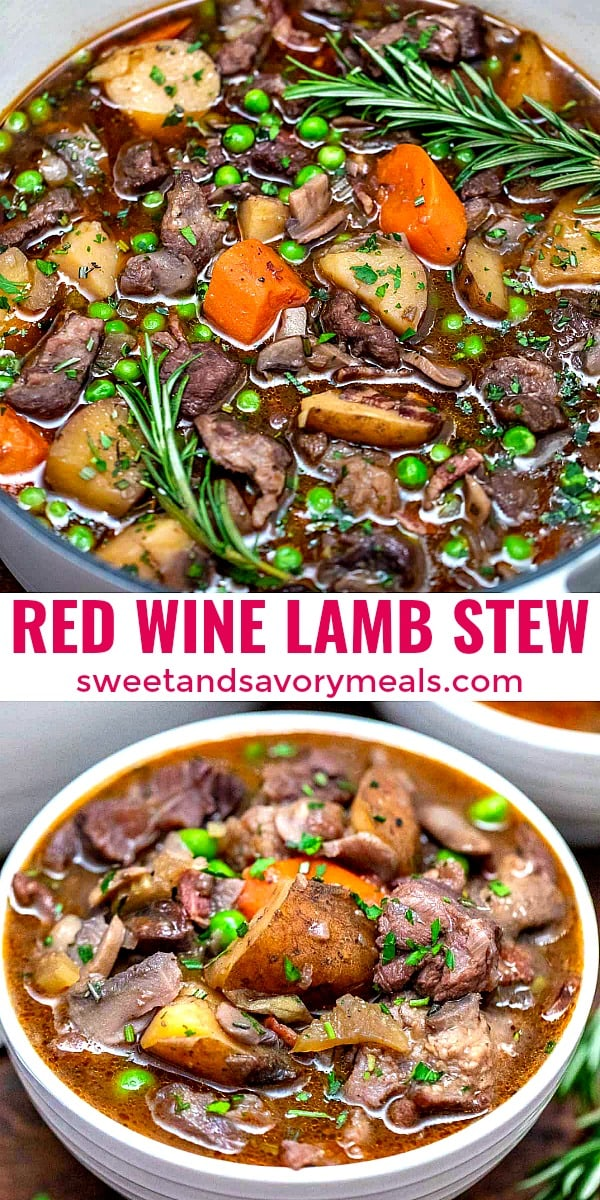 RED WINE LAMB STEW PIN