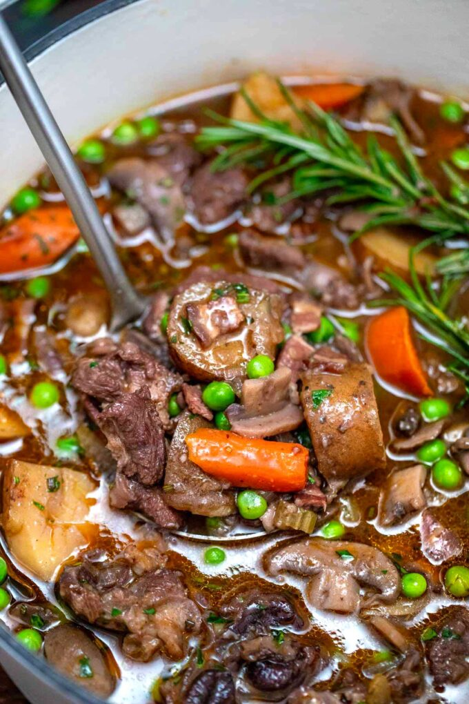 image of lamb stew
