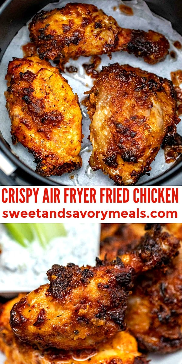 Photo of Air Fryer Fried Chicken