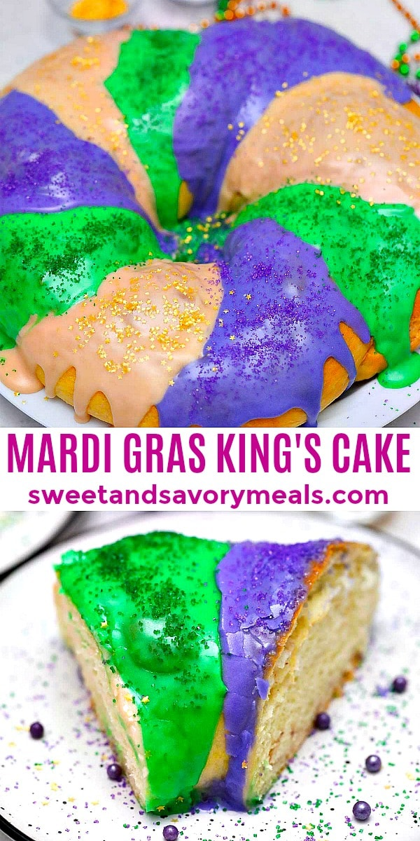 photo of King's Cake