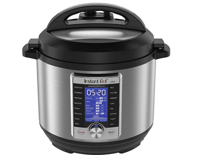 INSTANT POT ULTRA 10-in-1 PRESSURE COOKER