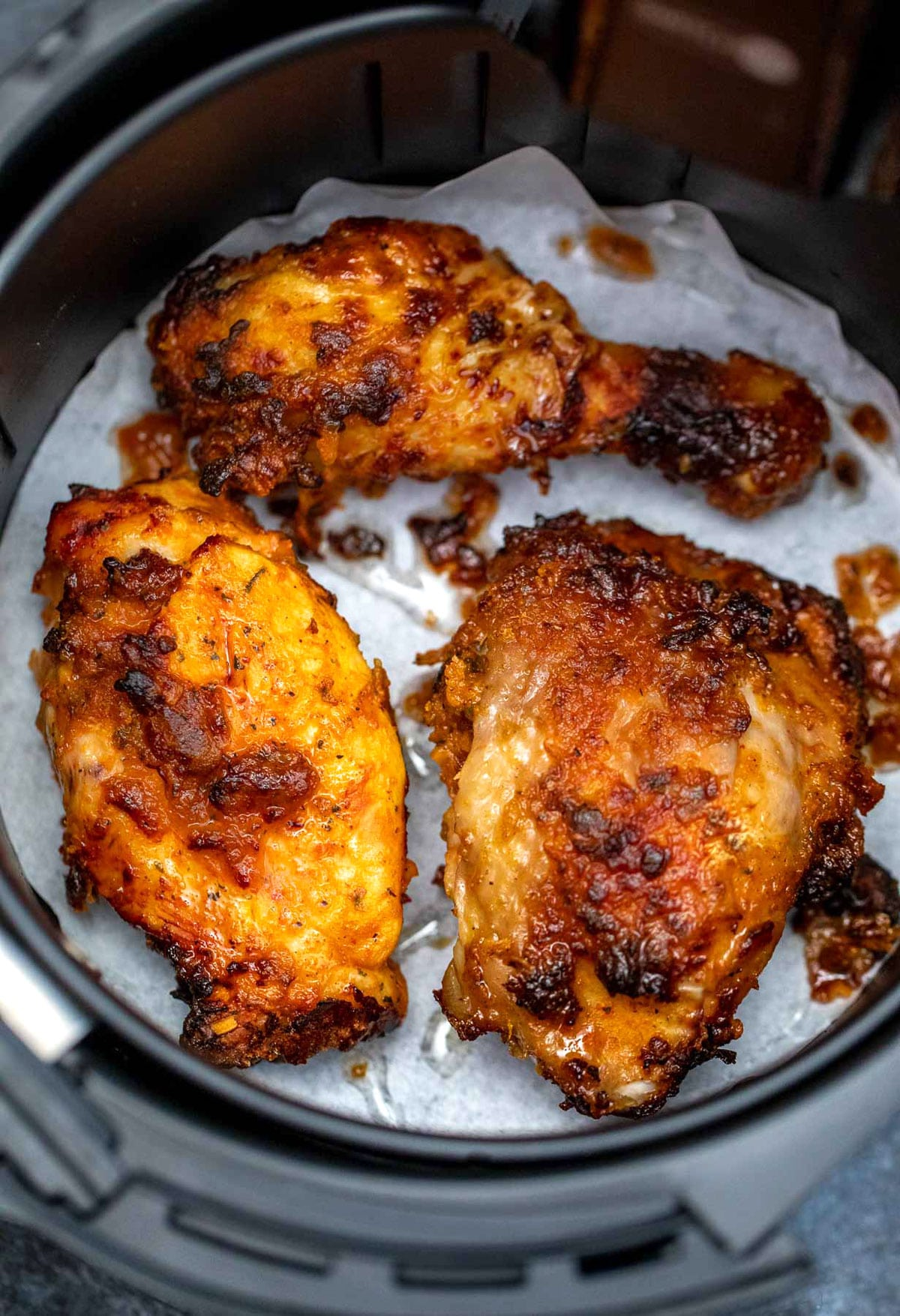 Air Fryer Fried Chicken Video Sweet And Savory Meals