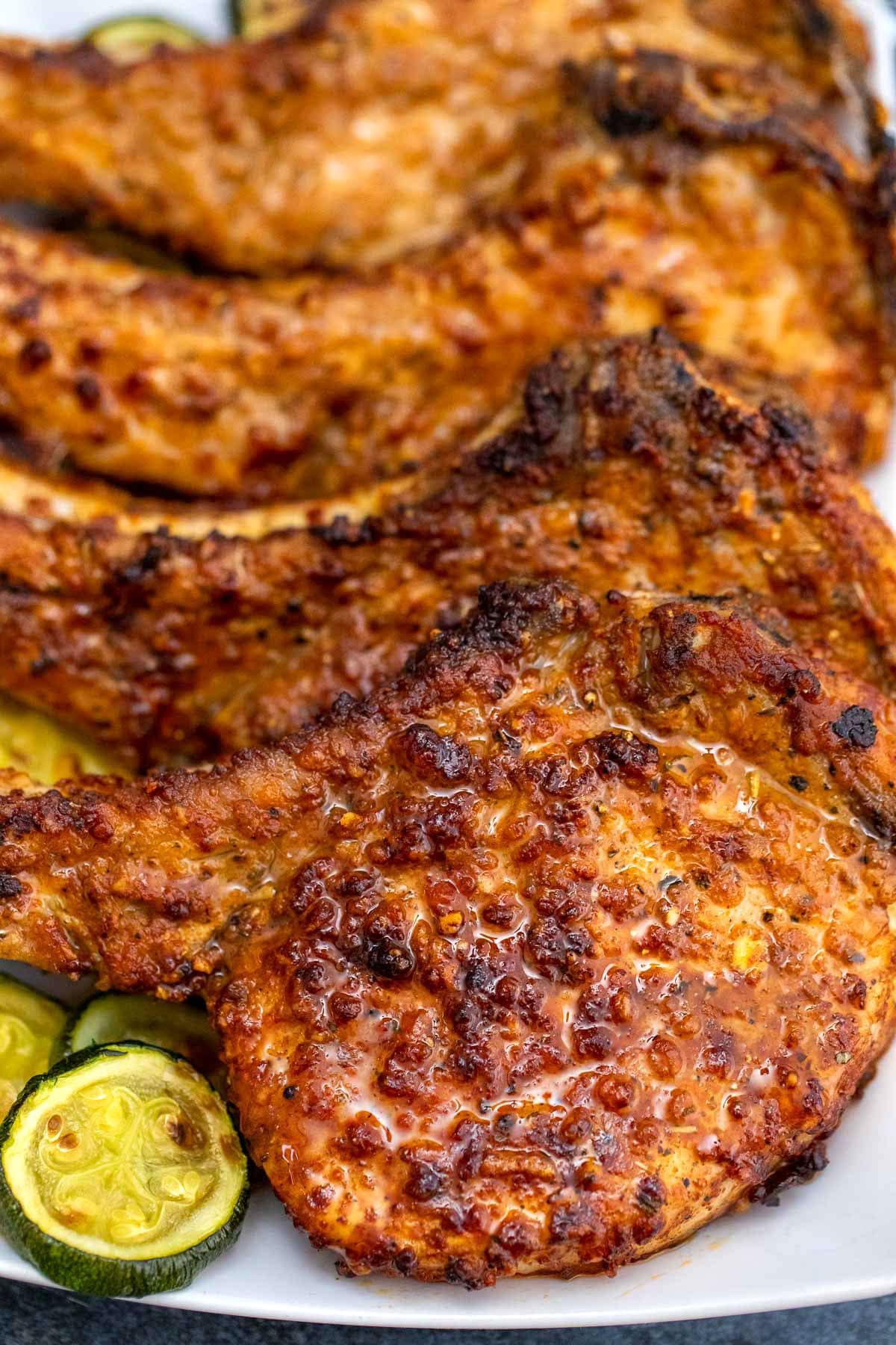 pork loin chop recipes air fryer Air Fryer Pork Chops