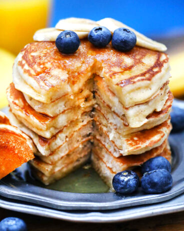 Best Greek Yogurt Pancakes