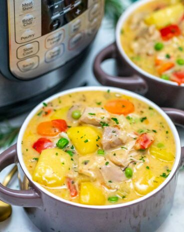 Instant Pot Chicken Stew