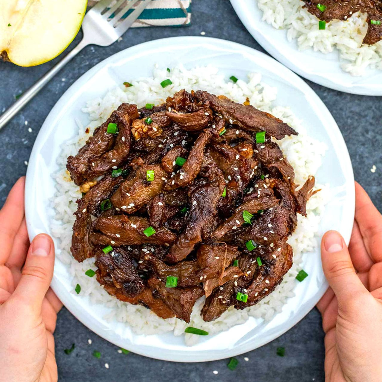 Korean Beef Bulgogi Video Sweet And Savory Meals