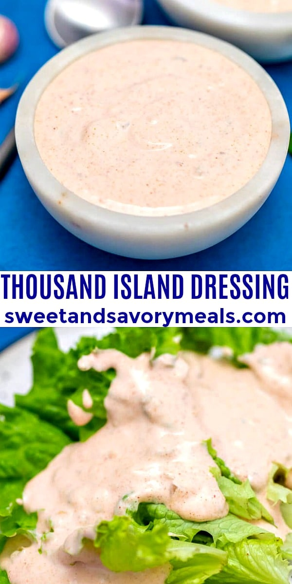 Image of Thousand Island Dressing.