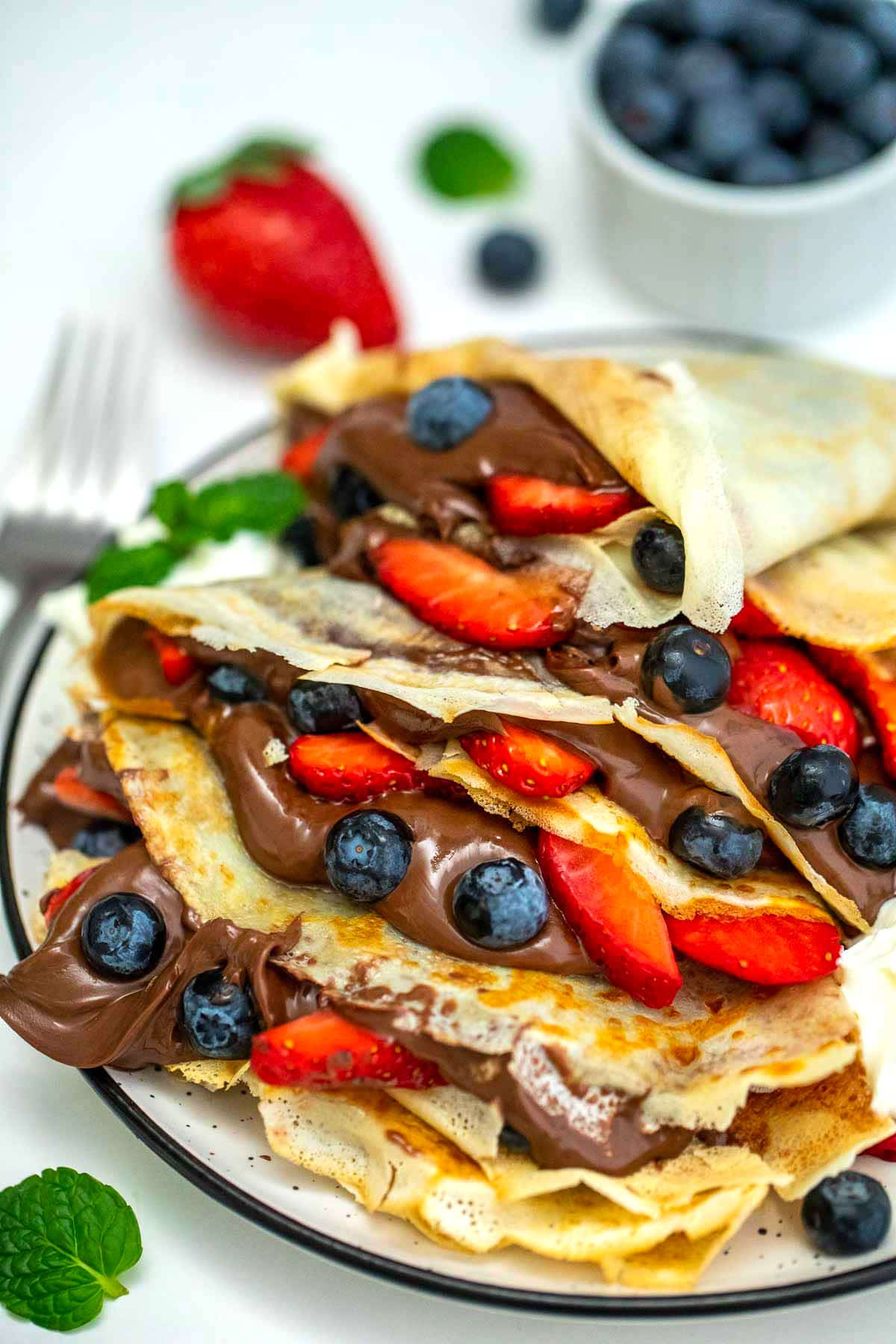 French Crepes Recipe Video Sweet And Savory Meals