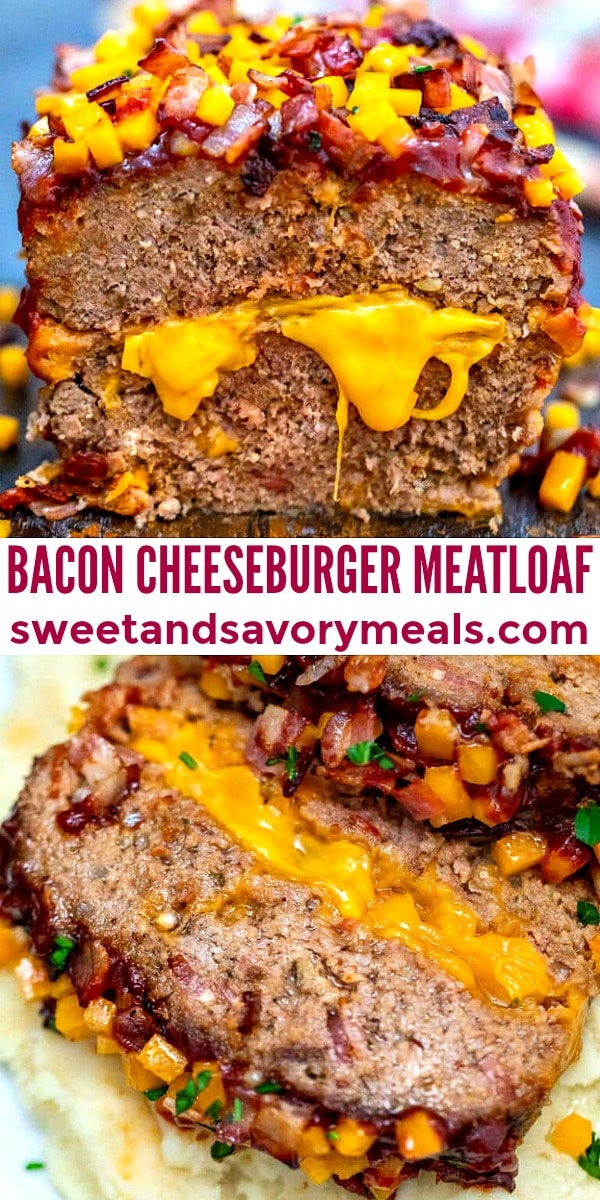 acon Cheeseburger Meatloaf
