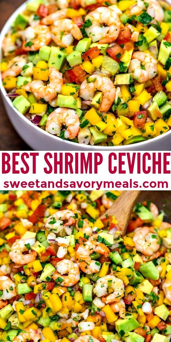 Best Shrimp Ceviche