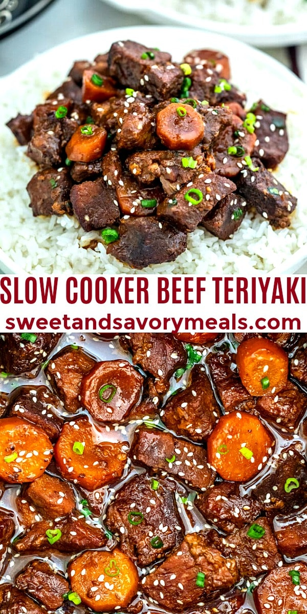 Picture of Slow Cooker Beef Teriyaki.