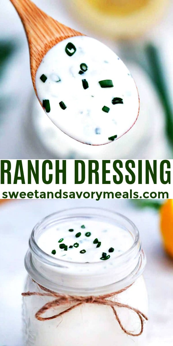easy ranch dressing pin
