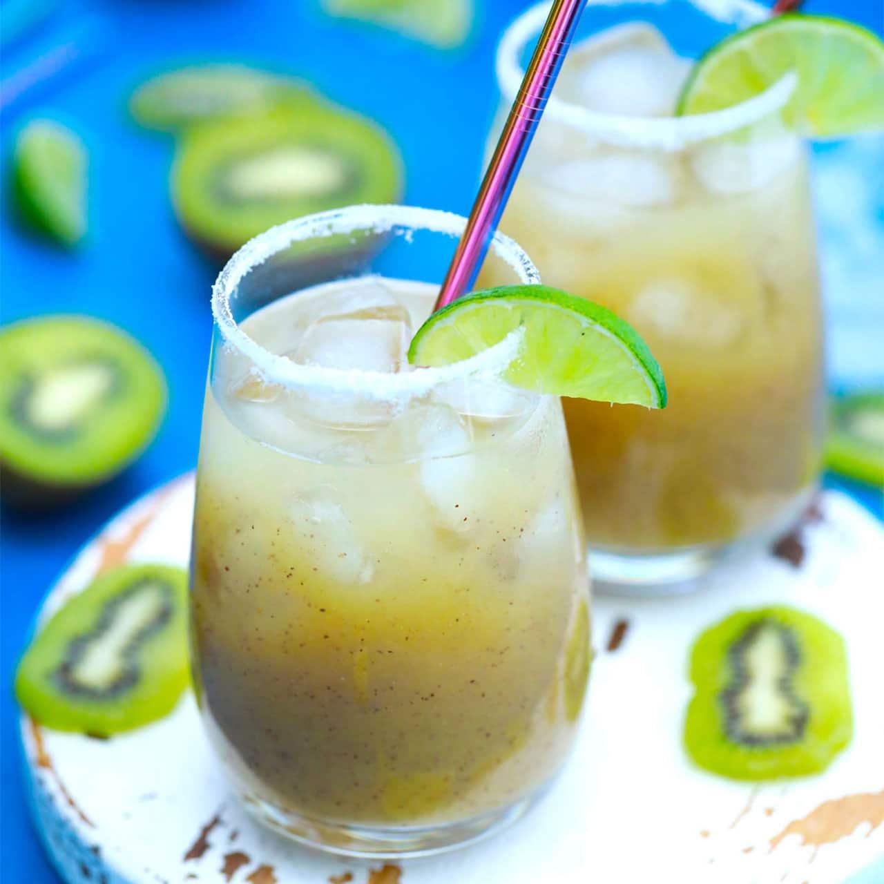 Photo of Kiwi Margarita Recipe – Sweet and Salty Food