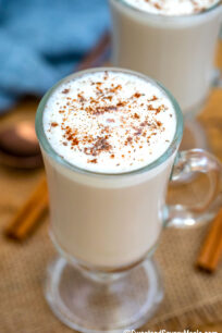Picture of London fog recipe.
