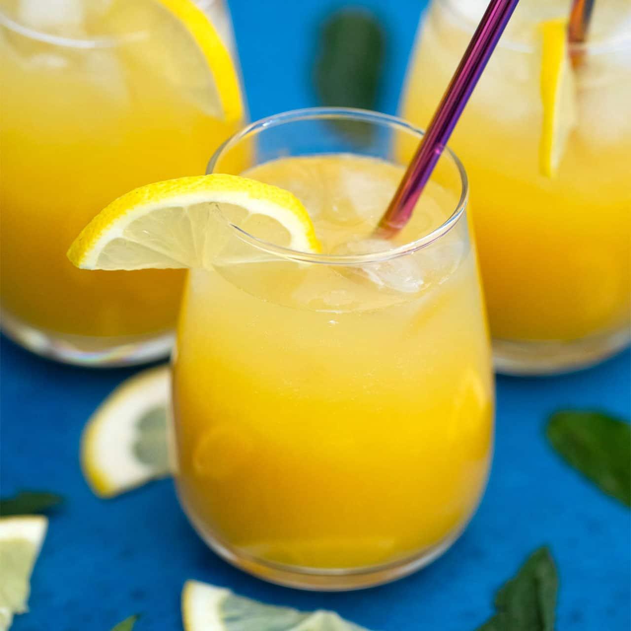 Photo of Mango Lemonade – Sweet and Savory Meals