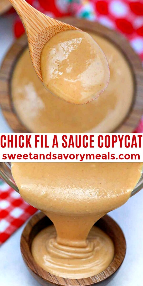 Chick A Fil Dipping Sauce pin