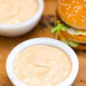 McDonald's Big Mac Sauce Copycat