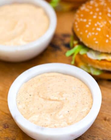 McDonald's Big Mac Sauce Copycat