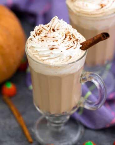 Starbucks Pumpkin Latte Copycat