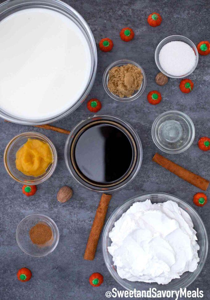 Starbucks pumpkin pie latte copycat ingredients