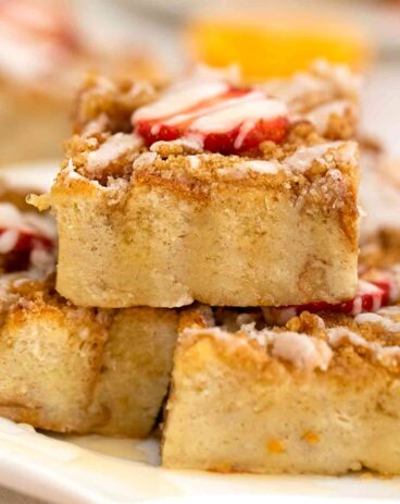 French Toast Bake Casserole