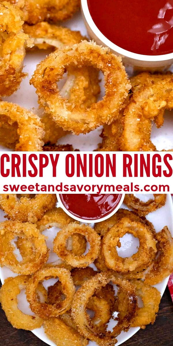 easy crispy onion rings pin