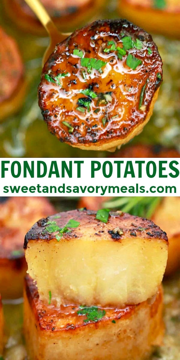 easy fondant potatoes pin