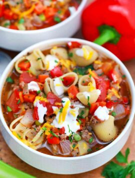homemade soup recipes