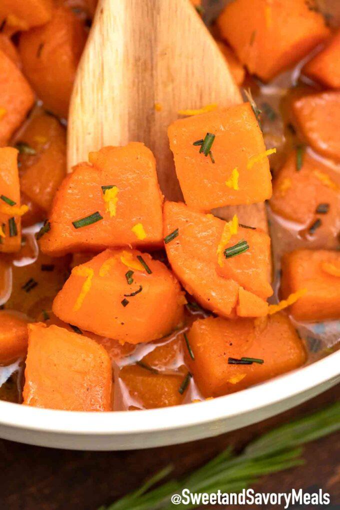 brown sugar candied yums