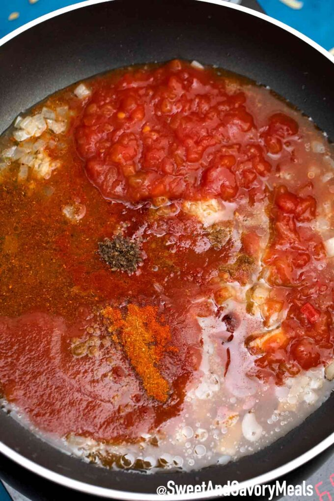 chicken chimichangas sauce