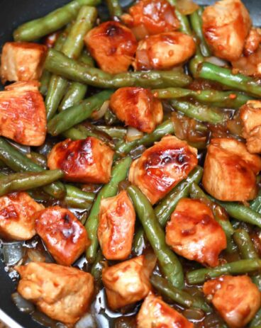 Panda Express String Bean Chicken Breast Copycat