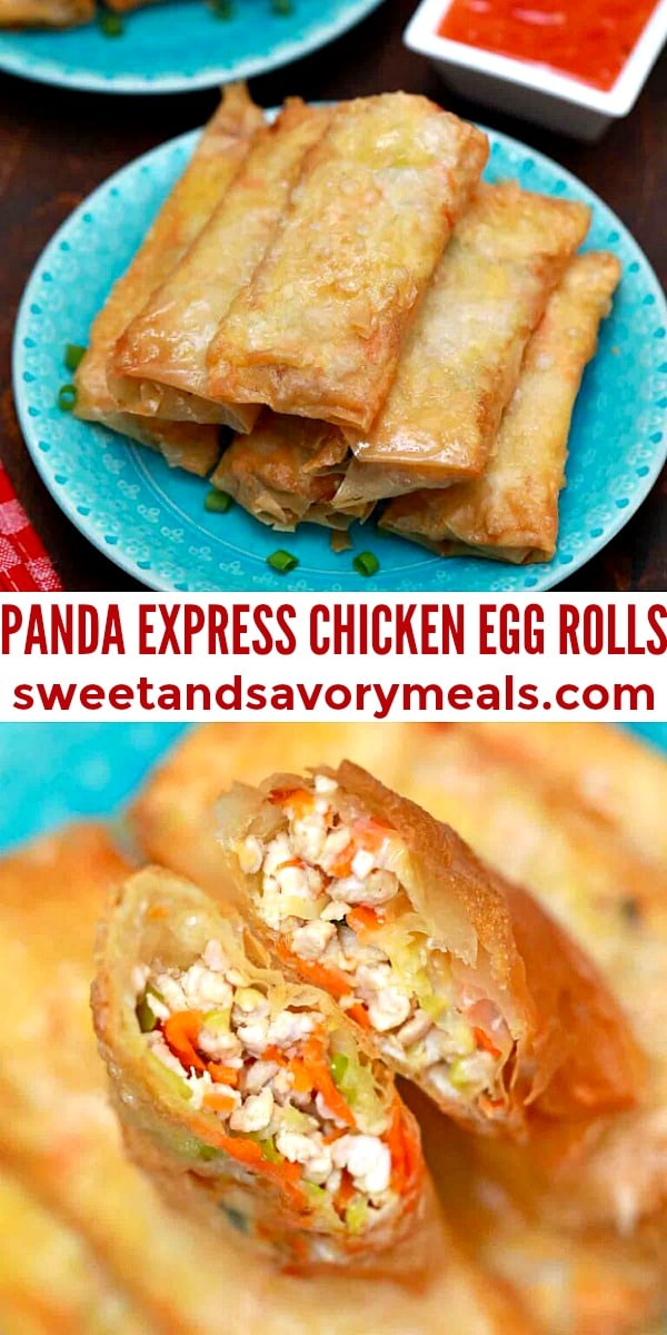 easy panda express chicken egg rolls pin