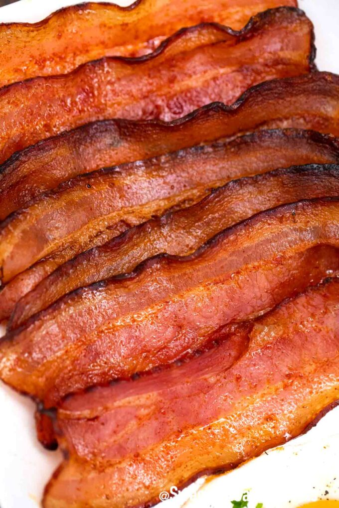 crispy air fryer bacon