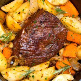 beer pot roast