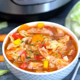 Instant Pot Kohlsuppe