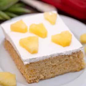 Ananas-Kuchen-Rezept