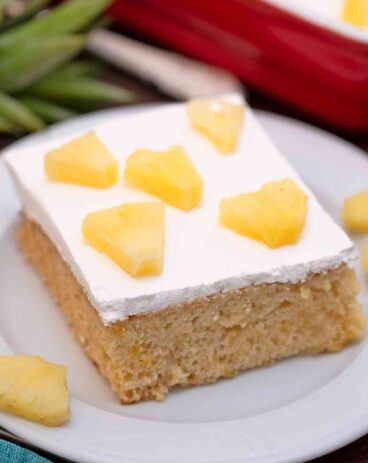 Pineapple Cake Recipe