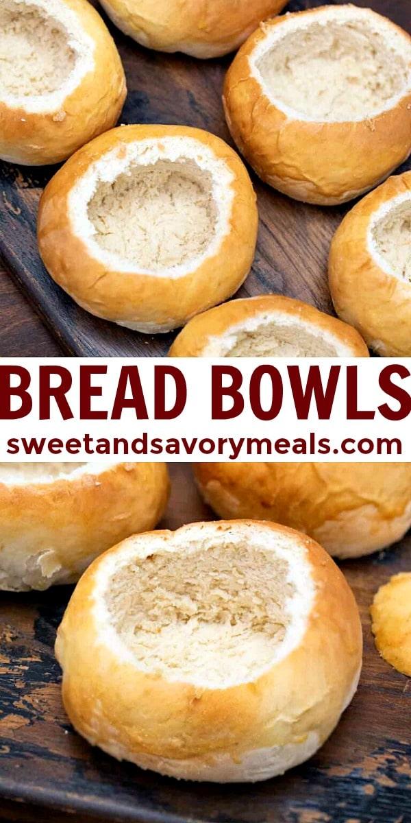 easy bread bowls pin