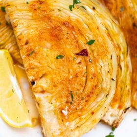 Roasted Cabbage Recipe