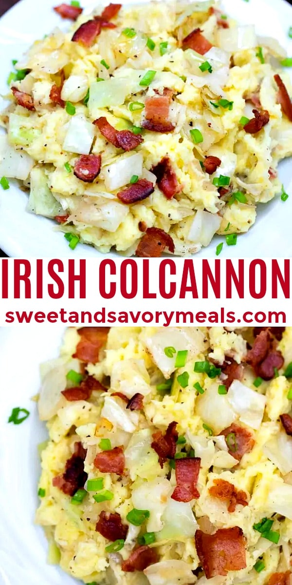 easy irish colcannon
