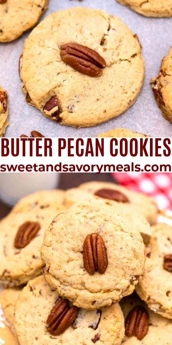 easyeasy butter pecan cookies pin