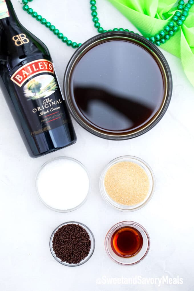 baileys jello shots ingredients