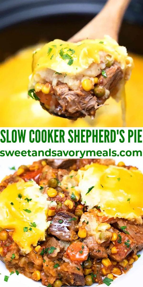 easy slow cooker shepherd's pie pin