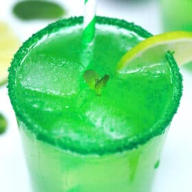 green shamrock sour