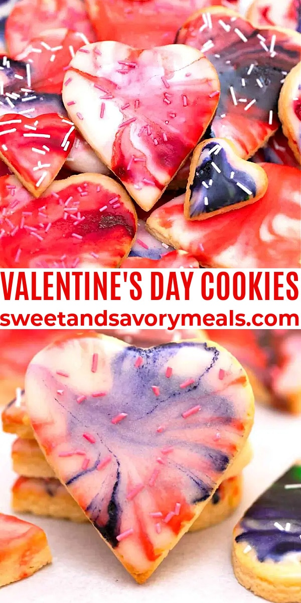 easy valentines day cookies pin