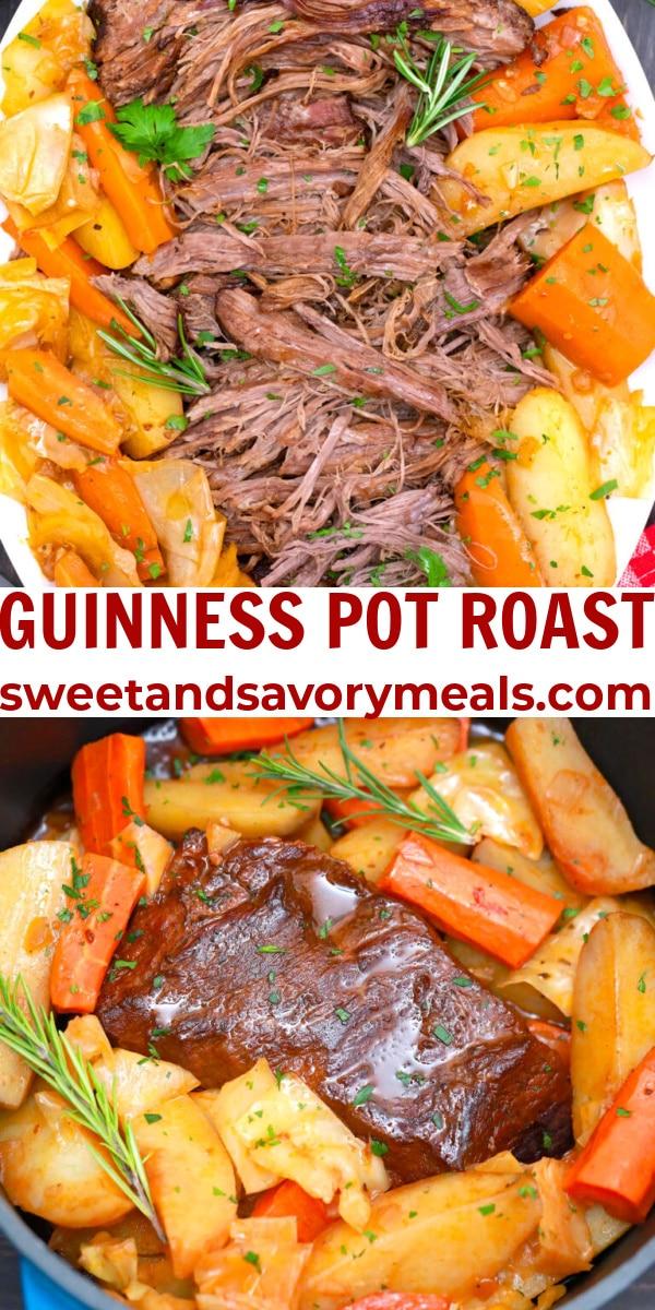 easy guinness pot roast pin