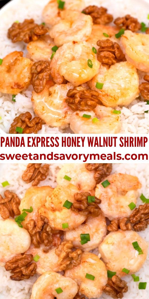 easy panda express honey walnut shrimp pin