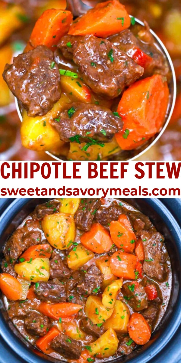 easy chipotle beef stew pin