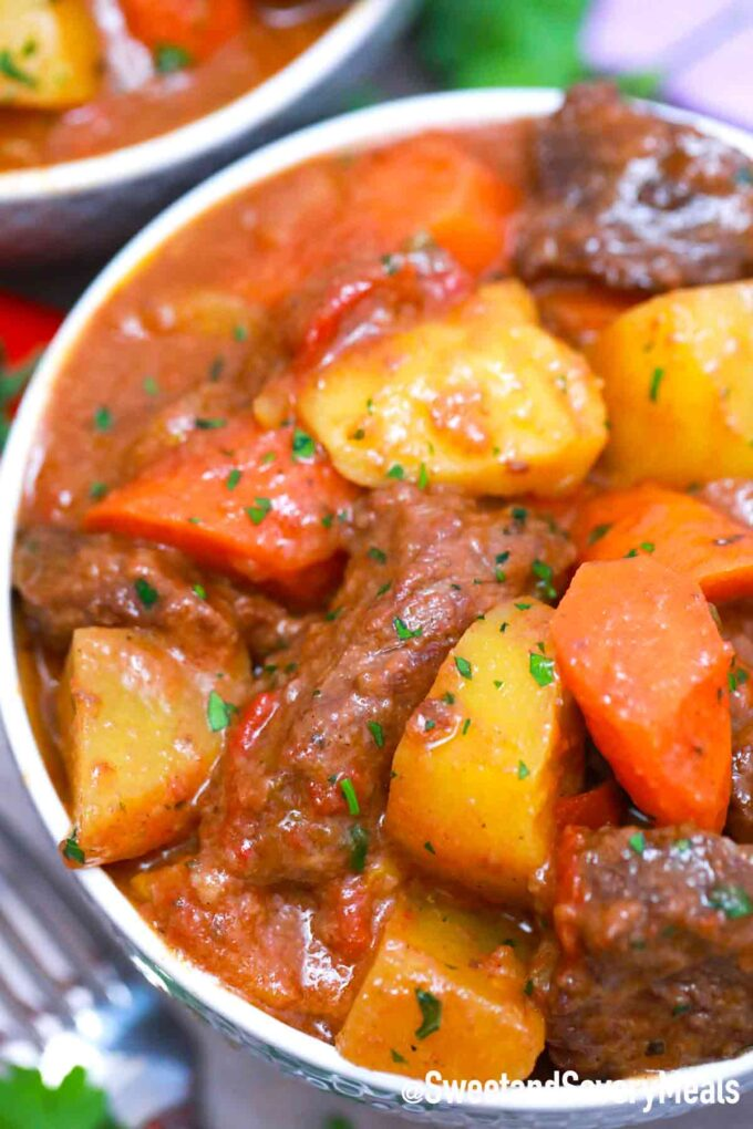 chipotle beef stew